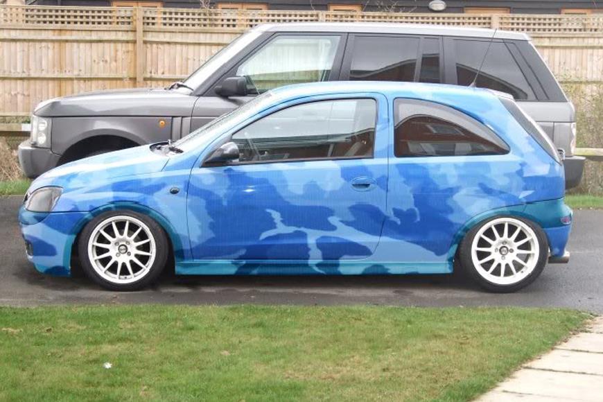 Покраска автомобиля (Цена)