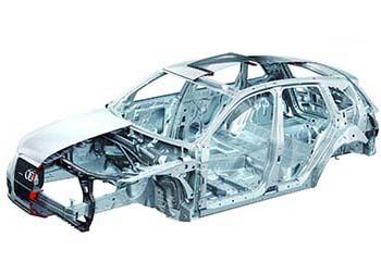 Audi: нюансы кузовного ремонта