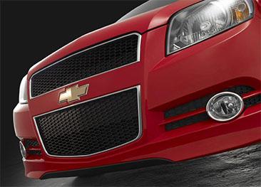 Нюансы ремонта бампера Chevrolet