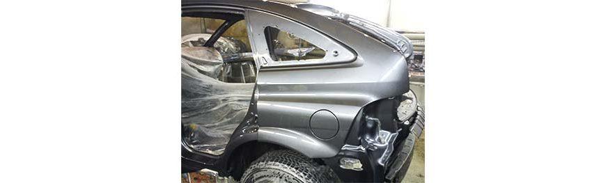 Ssang Yong: особенности кузовного ремонта