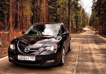 Mazda: качественный кузовной ремонт