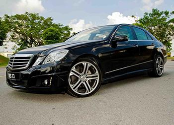Покраска Mercedes – Benz