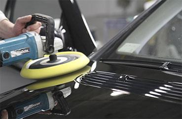 Nissan: нюансы полировки кузова