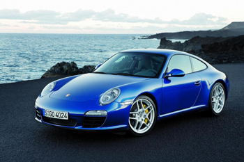 Porsche: особенности кузовного ремонта