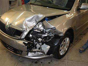 Кузовной ремонт Skoda