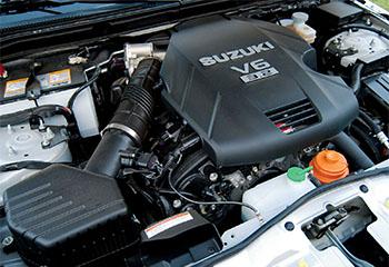 Suzuki: особенности технического обслуживания