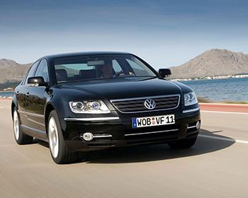 Полировка кузова Volkswagen