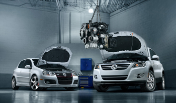 Техническое обслуживание Volkswagen