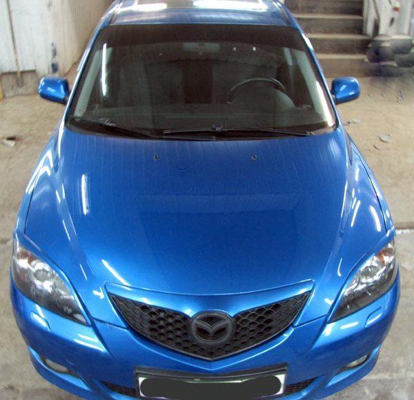 Ремонт Mazda