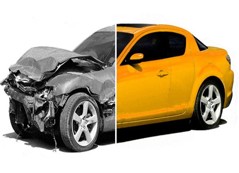 Стоимость кузовного ремонта