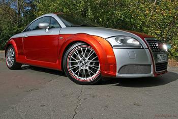 Покраска Audi