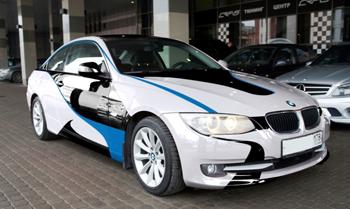 Особенности покраски кузова BMW