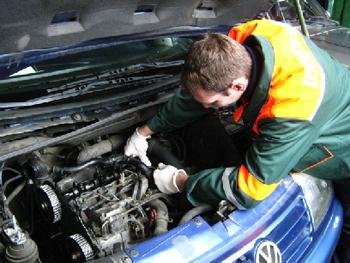Как производится ремонт ДВС Volkswagen