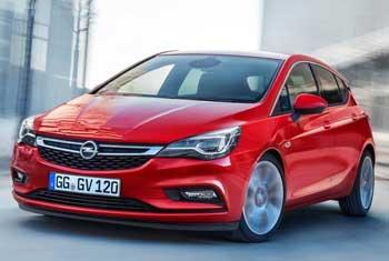 Ремонт бамперов Opel