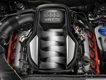 Ремонт двигателя Audi: на что обращать внимание