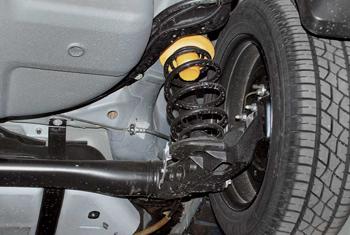 Ремонт ходовой части автомобиля Opel