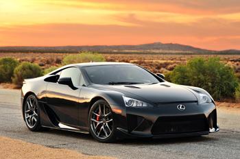 Ремонтируем пороги Lexus