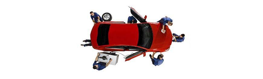 Техобслуживание автомобиля