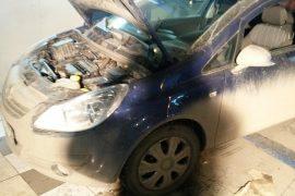Кап. ремонт двигателя Opel Corsa 1.2
