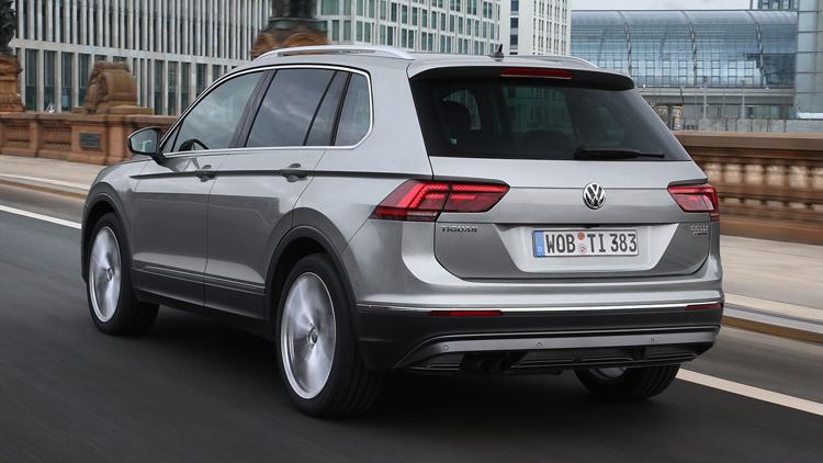 Volkswagen Tiguan 2016 готовится покорять российских автомобилистов