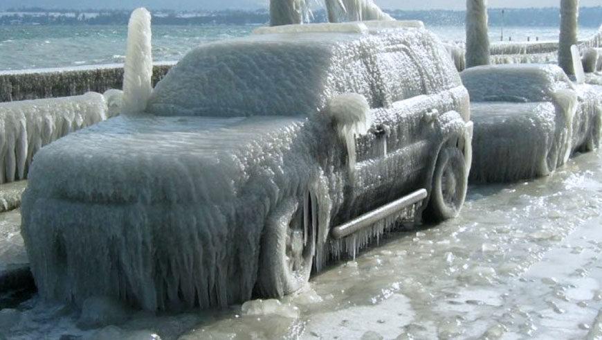 Моторное масло на зимний период