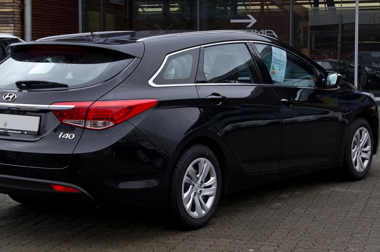 Хюндай Hyundai i40