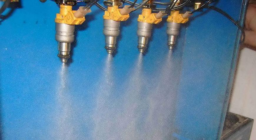 Промывка форсунок: ультразвук или присадки