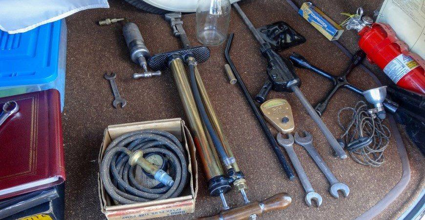 Какие инструменты брать в дорогу?