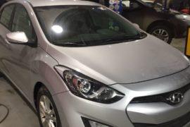 Покраска Hyundai: Восстановление после ДТП